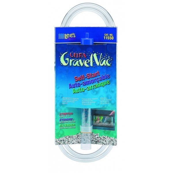 Stretch Self Start Gravel Vacuum Cleaner