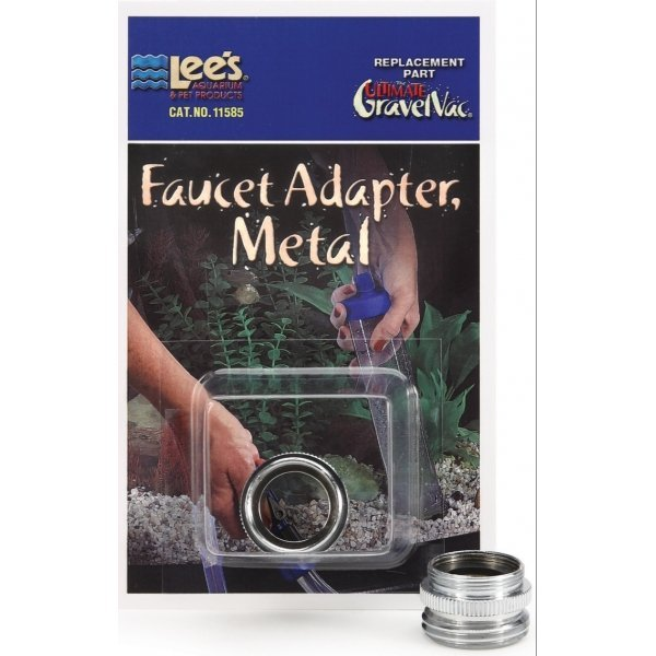 Ultimate Faucet Adapter Metal