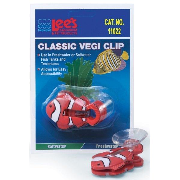 Clownfish Veggie Clip