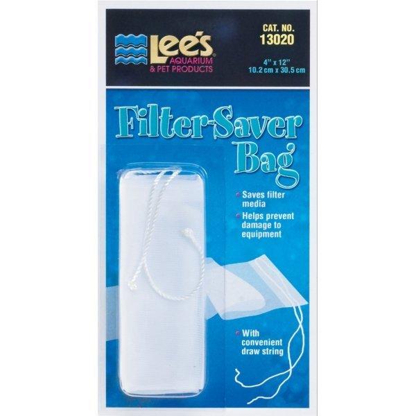 Filter Saver Bag 4 X 12 In.