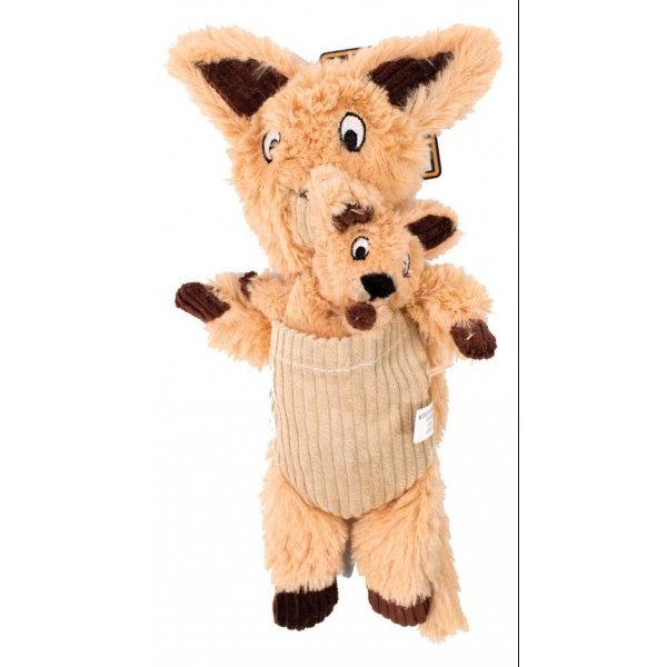 Pouch Mates Dog Toy / Type (Small Kangaroo) Best Price