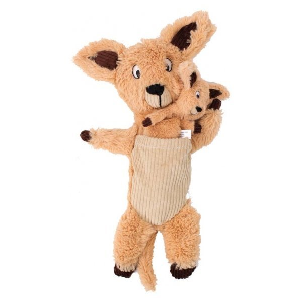 Pouch Mates Dog Toy / Type (Large Kangaroo) Best Price
