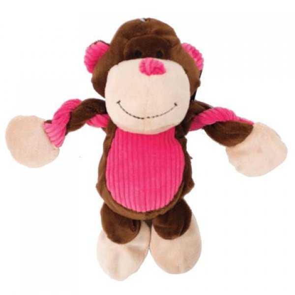 Pulleez Dog Toy / Type (Monkey) Best Price