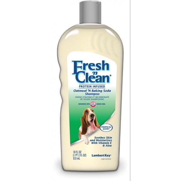 Oatmeal And Baking Soda Fresh N Clean Shampoo / Size 18 Oz.