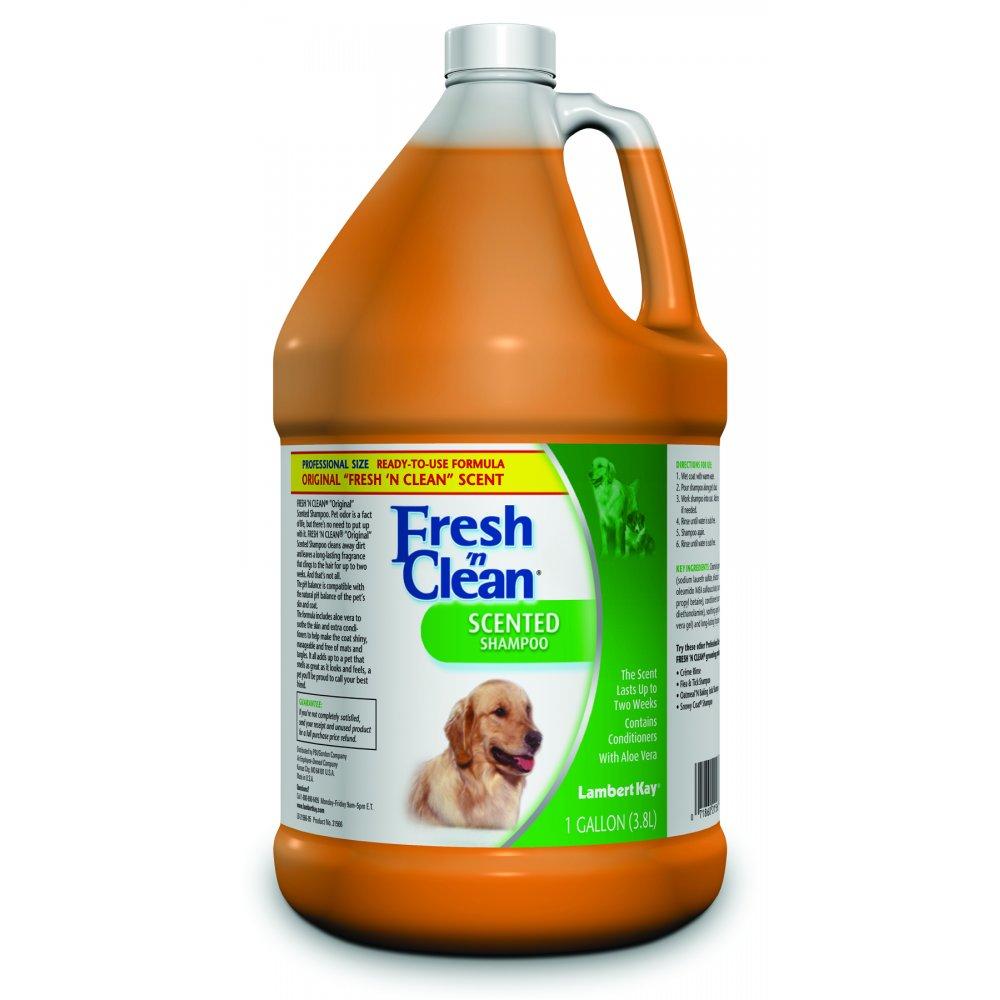 fresh n clean original shampoo dog products gregrobert. Black Bedroom Furniture Sets. Home Design Ideas