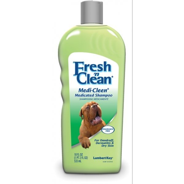 Fresh N Clean Medi Clean Shampoo 18 Oz.