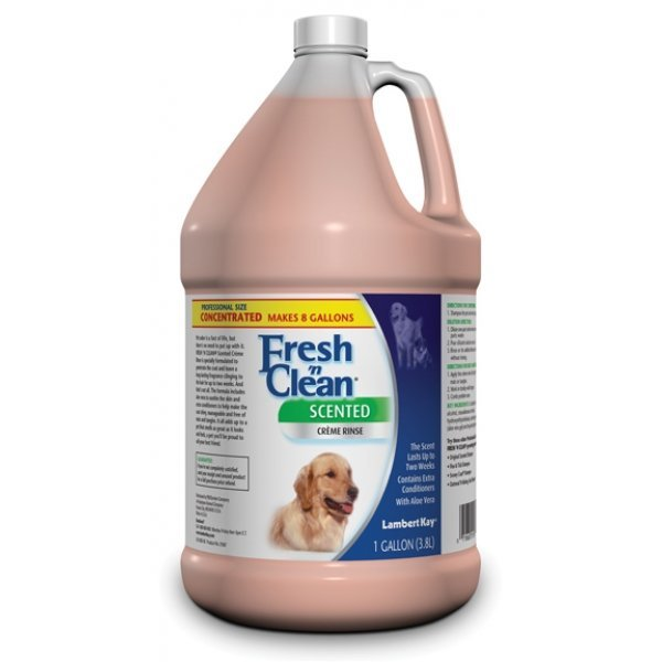 Fresh N Clean Original Scent Creme Rinse For Dogs / Size Gallon