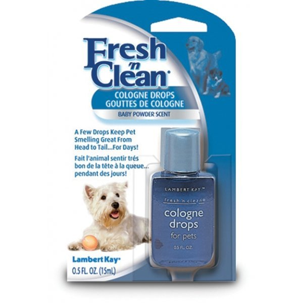 Fresh n Clean Cologne Drops 1/2 oz / Scent (Baby Powder) Best Price