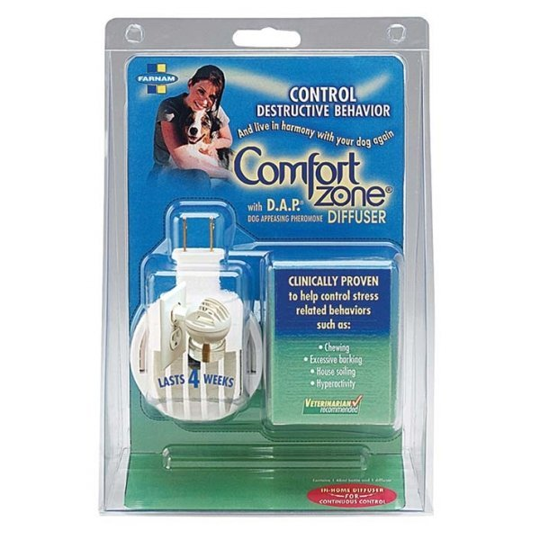 Comfort Zone With D.a.p. For Dogs Plug In 48 Ml.