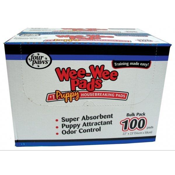Wee Wee Pads Puppy Housebreaking Pads / Size Orig./100pk