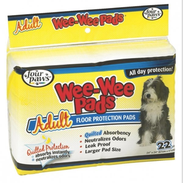 Wee Wee Pads for Adult Dogs / Size (22 ct) Best Price