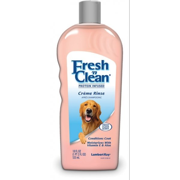 Fresh N Clean Original Scent Creme Rinse For Dogs / Size 16 Oz.