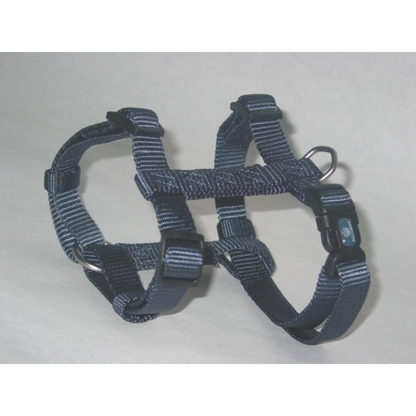 Adjustable Small Comfort Dog Harness  / Color (Graphite) Best Price