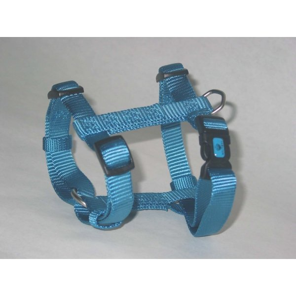 Adjustable Small Comfort Dog Harness  / Color (Ocean) Best Price