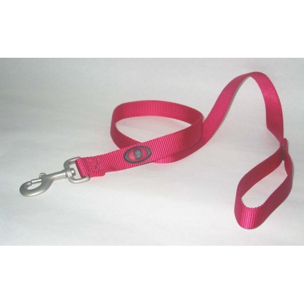 Dog Leash / Size Pink 1 In. / 6 Feet