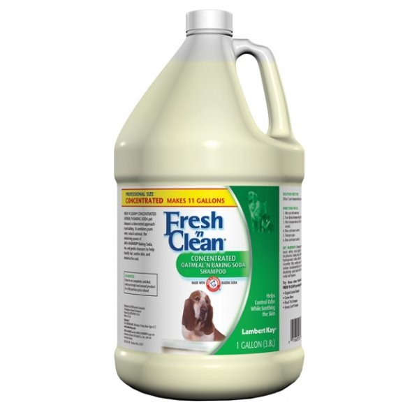 Oatmeal and Baking Soda Fresh N Clean Shampoo / Size (Gallon) Best Price