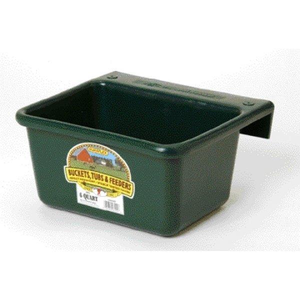 Mini Feeder for Farm Animals - 6 quart / Color (Green) Best Price
