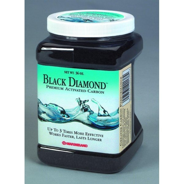 Black Diamond Carbon / Size 36 Oz
