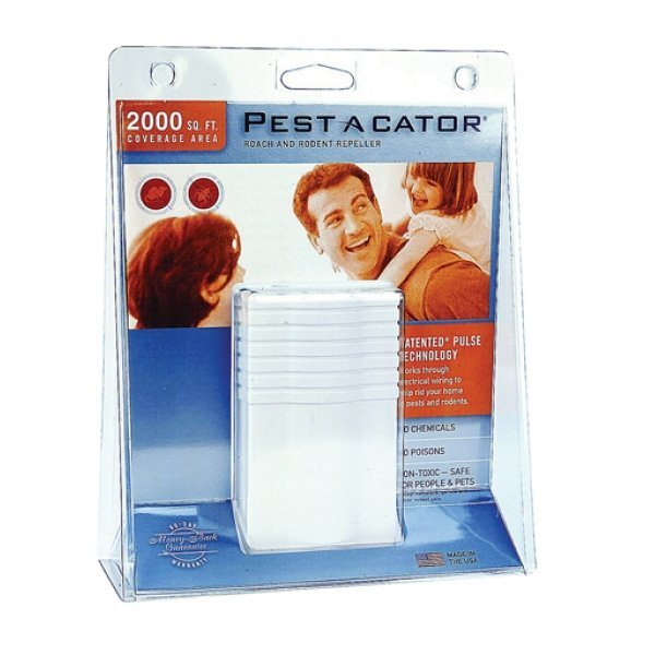 Pest-a-Cator 2000 - 2000 SQ ft. Best Price