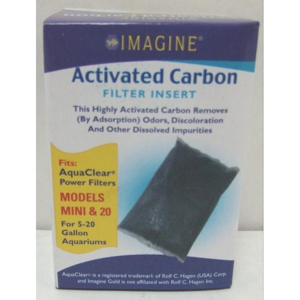 Activated Carbon Filter / Model (Aqua Clear 20 / 1 pack) Best Price