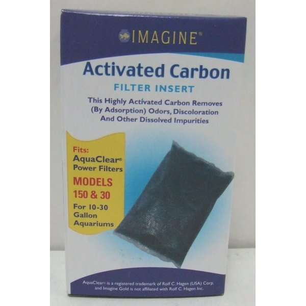 Activated Carbon Filter / Model (Aqua Clear 30 / 1 pack)