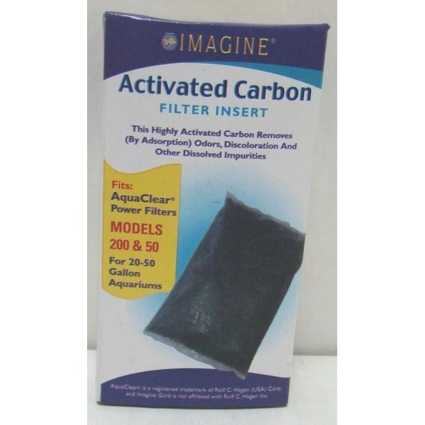 Activated Carbon Filter / Model (Aqua Clear 50 / 1 pack) Best Price