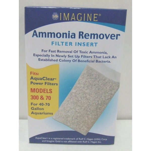Ammonia Remover Filter Insert / Model (Aqua Clear 70) Best Price