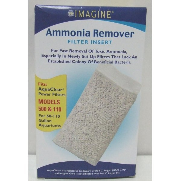 Ammonia Remover Filter Insert / Model (Aqua Clear 110) Best Price