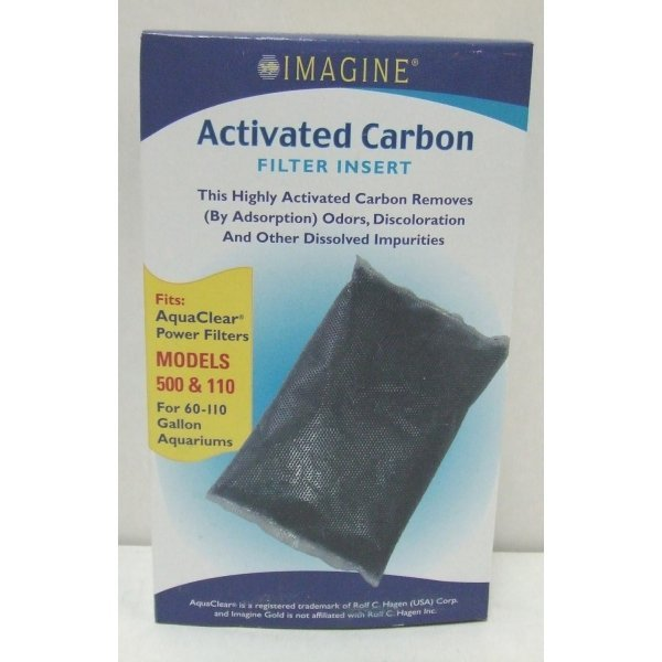 Activated Carbon Filter / Model (Aqua Clear 110 / 1 pack) Best Price