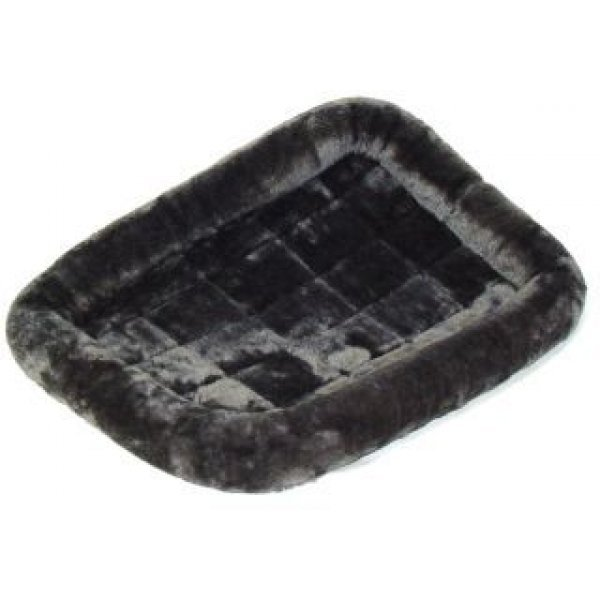 Quiet Time Pet Beds / Size Large Gray