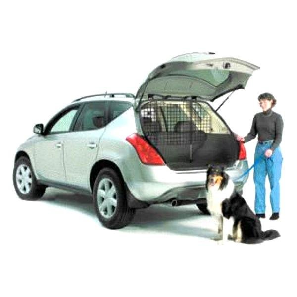 Universal Wire Mesh Car Pet Barrier