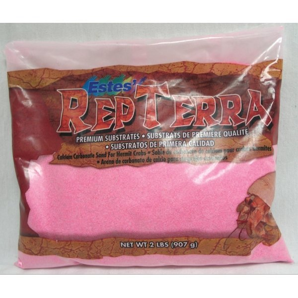 Repterra Calcium Sand / Color (Pink) Best Price