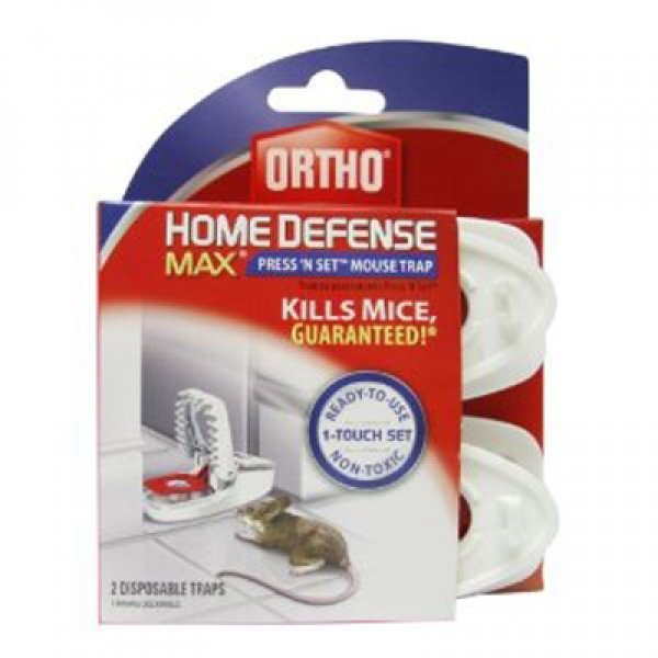 Home Defense Press N Set Mouse Trap 2 pk (Case of 7) Best Price