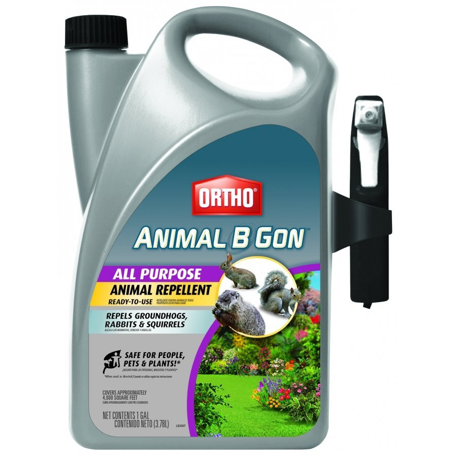 Ortho Animal-B-Gon RTU All Purpose Repellent - 1 gal. each (Case of 4) Best Price