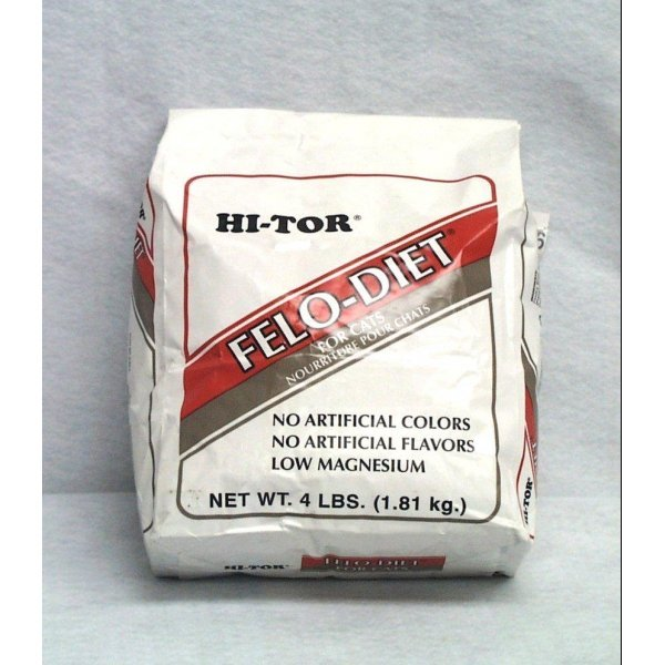Hi-Tor Felo Diet for Cats  / Size (4 lbs) Best Price