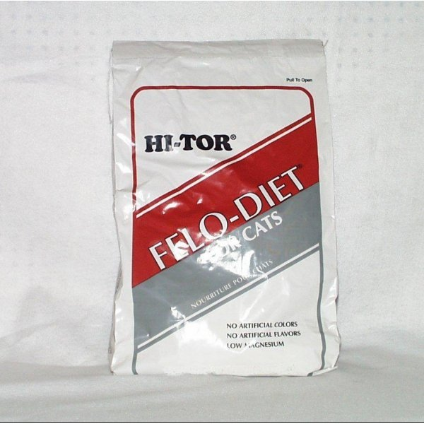 Hi Tor Felo Diet For Cats / Size 20 Lbs
