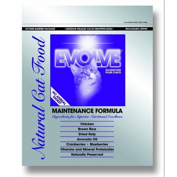 Cat Evolve Maintenance Formula / Size 7 Lbs.
