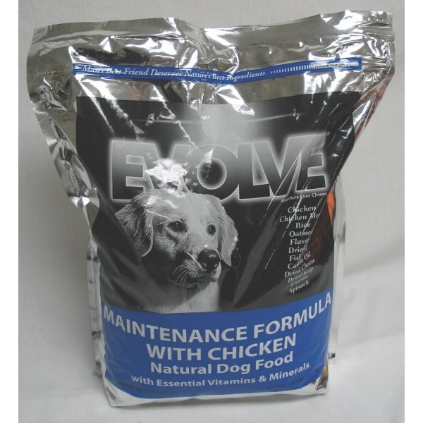 Evolve Adult Maintenance Dog Food with Chicken / Size (7.5 lbs.) Best Price