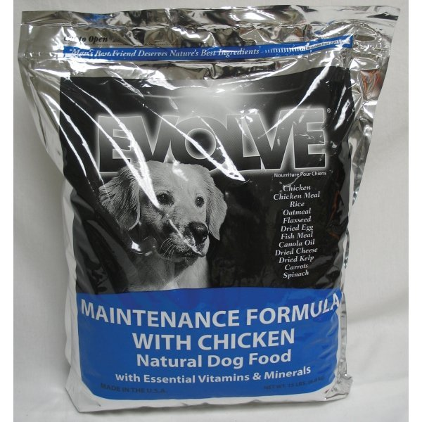 Evolve Adult Maintenance Dog Food with Chicken / Size (15 lbs.) Best Price