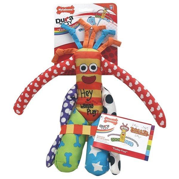 Dura Toy Floppy Fred Dog Toy / Size Medium