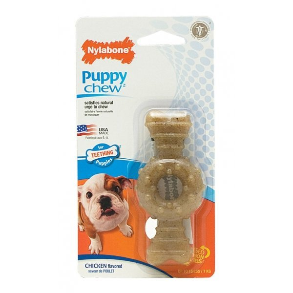 Puppy Ring Chicken Bone / Size Petite
