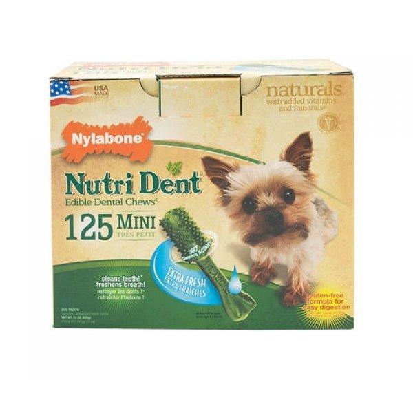 Nutri Dent Pantry Pack / Size Xfresh / Mini / 125 Ct