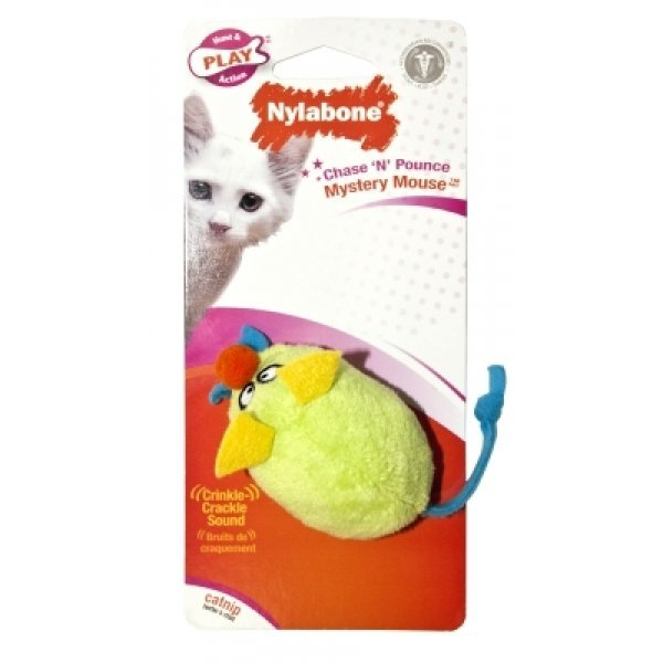 Cat Chase  N Pounce Mystery Mouse Best Price