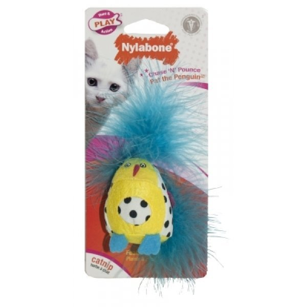 Cat Chase  N Pounce Pat The Penguin Best Price