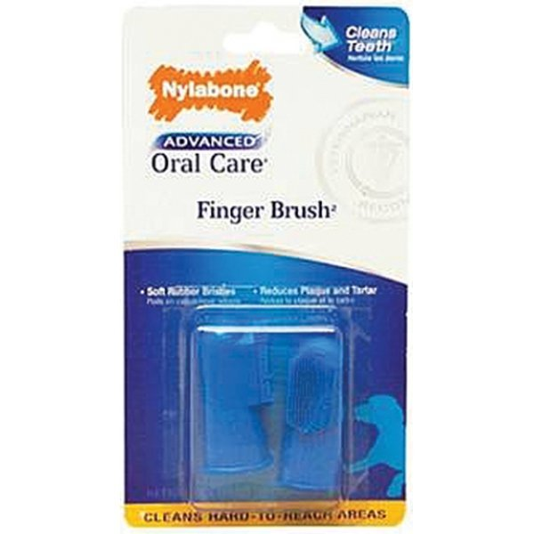 Advanced Oral Care Finger Brush 2 Ct.