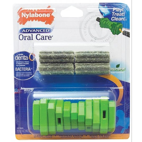 Advanced Oral Care Treat Holder With Treats Best Price