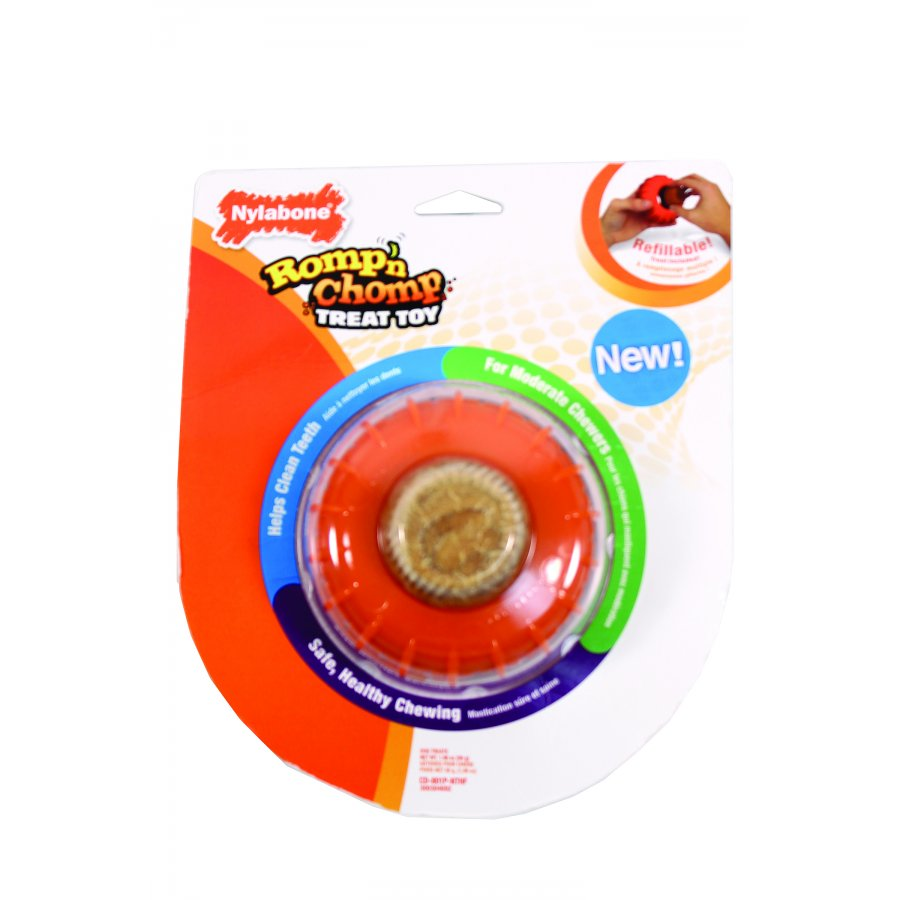 Romp N Chomp Roller Toy Medium