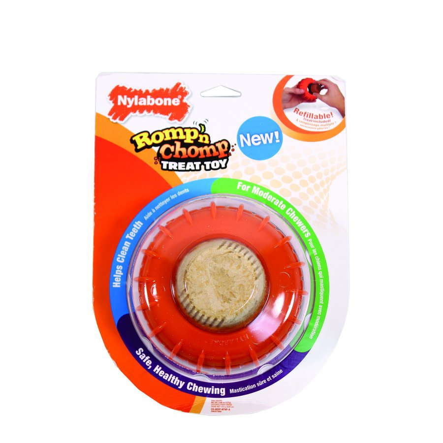 Romp N Chomp Roller Toy Large