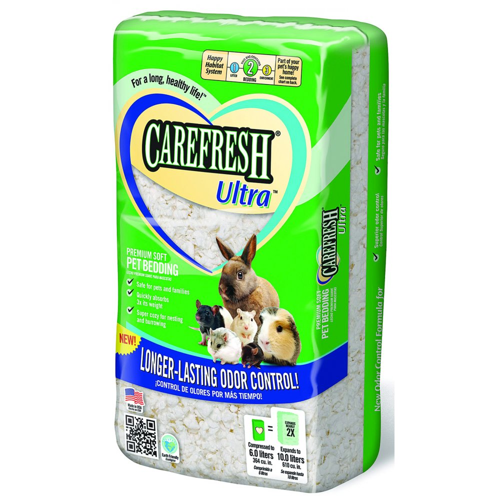 Carefresh Ultra Pet Bedding / Size (10 Liter) Best Price
