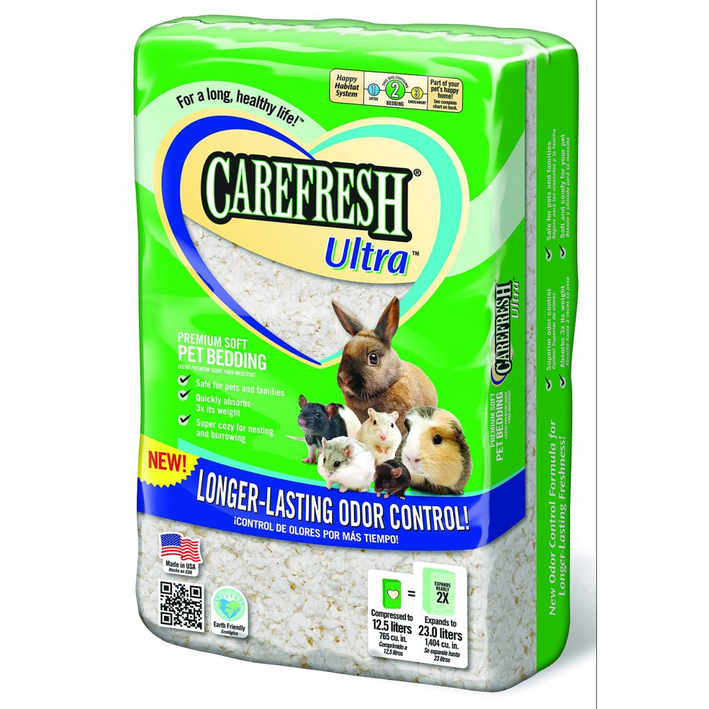 Carefresh Ultra Pet Bedding / Size (23 Liter) Best Price